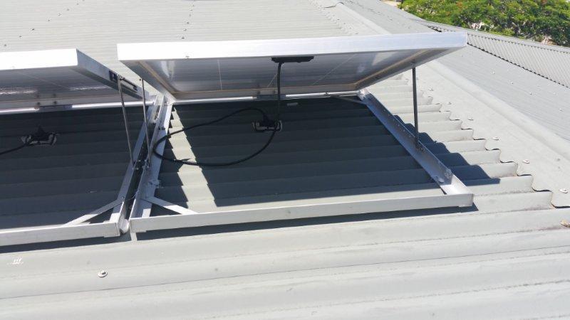 Solar Heating Roof Ventilation Amp Skylights