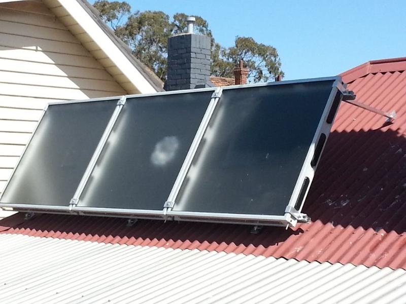 3 Sam Solar Heating