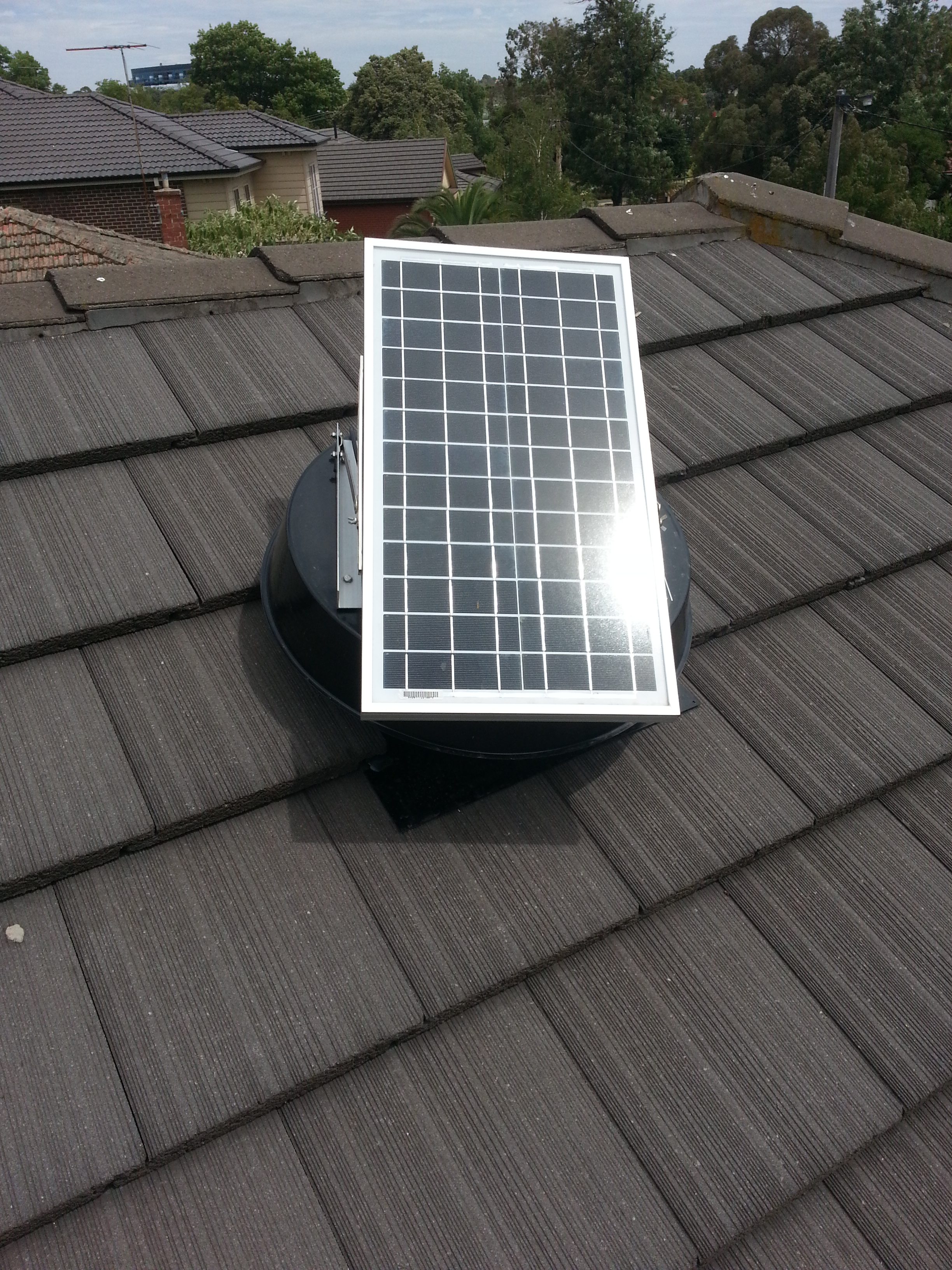 Roof Ventilation And Heat Extraction Archives Solar
