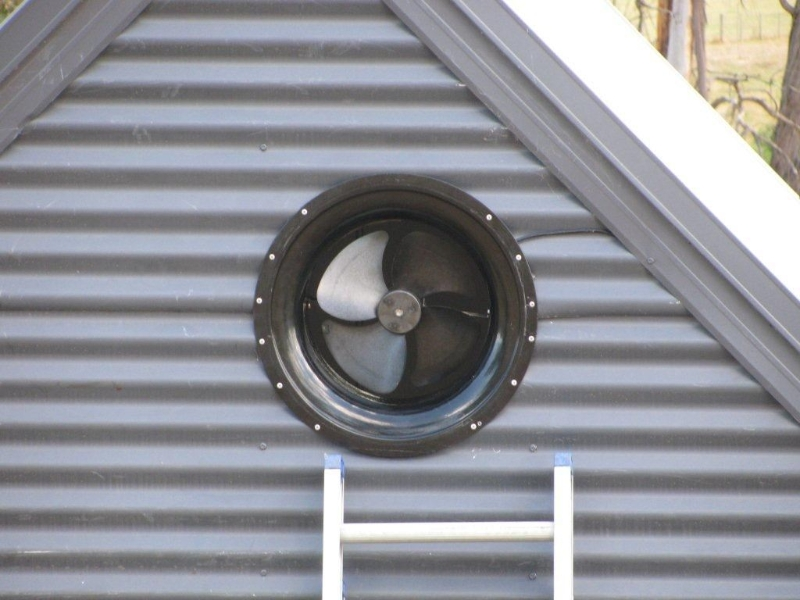 Roof Ventilation Fans : Solar roof ventilators exhaust fans ventilation ges