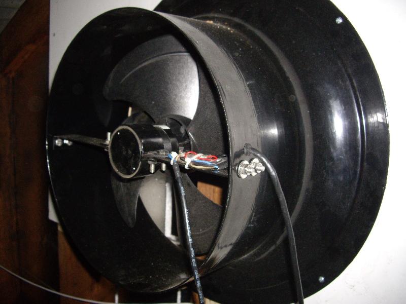 Solar Ventilation fan for solar roof ventilation