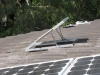 PV Panel for Solar under-floor ventilation
