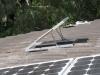 PV Panel for Solar under-floor ventilation