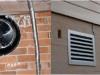 Sub-floor ventilation w/solar fan & under-floor ventilation vent