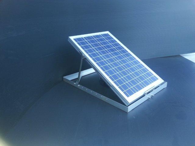 Solar Lights, Solar Light Whiz as Skylight Lighting