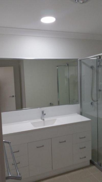 Solar Skylight Bathroom