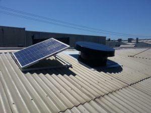 Solar Whiz Commercial unit