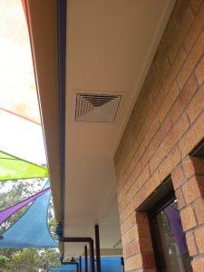 eave vent roof ventilation
