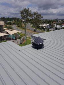 tin roof installation