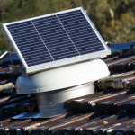 Solar Whiz unit
